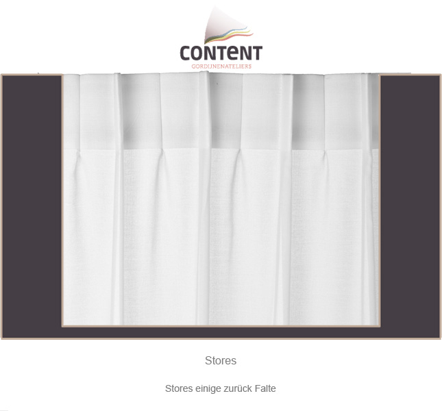 Gardine produkte - Content Gordijnenateliers